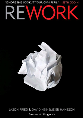 Book Review of Rework