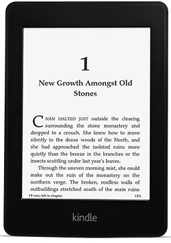 I love reading on the Kindle Paperwhite