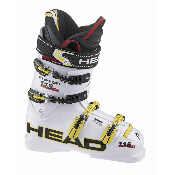 Raptor 115 RS Race Ski Boots - The Shell of my new boots!